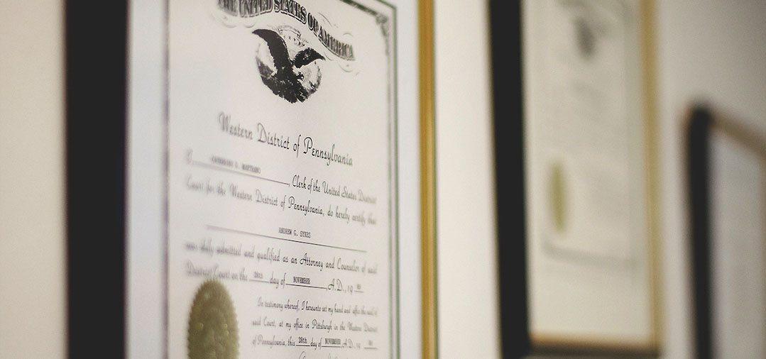 Certified Elder Law Attorney CELA