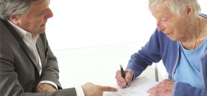 """What is """"undue influence"""" in a will contest?"""